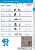 CENÍK betonová cihla KB KLASIK - KB - BLOK systém, sro - Page 7