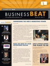 harnessing the web's marketing power - Madison Magazine