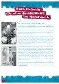 Lehrlinge finden-Lehrlinge binden - Handwerks-Power - Page 6