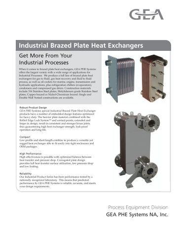 sondex heat exchanger installation manual