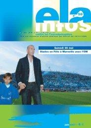ELA Infos n°58 – juin 2007