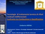 Umberto Arena (Università di Napoli) - MatER