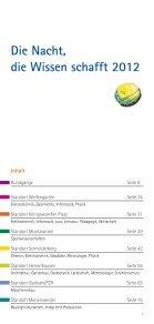 Sonnabend, 10. November 2012 18.00 - 24.00 Uhr - Seite 3