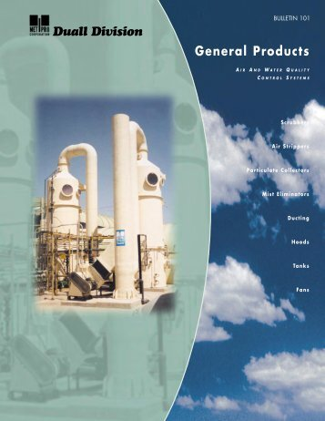 General Products Bulletin pdf