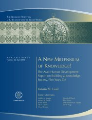 a new millennium of knowledge? - Science Development Network