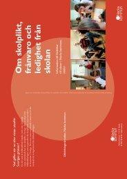 Information om skolplikt - Nacka kommun