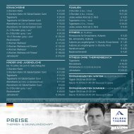 Download Preise 2013 - Felsentherme