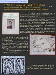 en savoir plus sur le contenu du - L'association des Amis de Saint ...