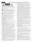 7.1 channel preamp/processor - Fosgate Audionics - Page 4