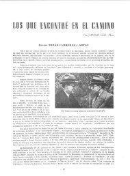 LOS QUE ENCONTRE EN EL CAMINO - Revista de Girona