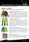 SALEWA et le free-ski-mountaineering (PDF) - Page 3