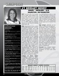 Player - Wright State Raider Athletics