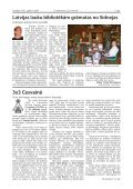 """Tiekas ar vislielāko latviešu kopienu ASV - Laikraksts """"Latvietis"""" - Page 5"""