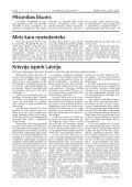 """Tiekas ar vislielāko latviešu kopienu ASV - Laikraksts """"Latvietis"""" - Page 6"""