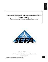 SEFA Reception at Arablab - Scientific Equipment and