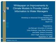 Download PowerPoint slides - Aspen Global Change Institute