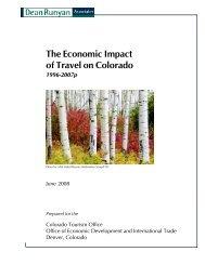 The Economic Impact of Travel on Colorado
