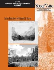 YA summer '01 - Yosemite Online