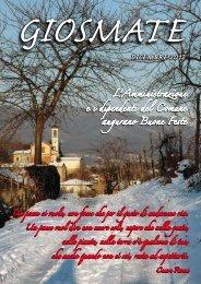giosmate dicembre 2012 - Comune di Osmate