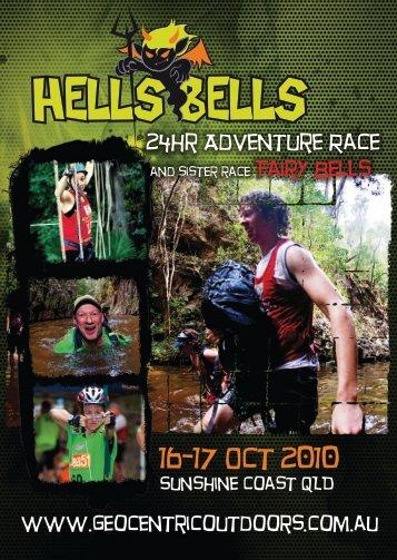 hells bells sports event flyer - Working Planet