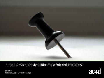 Download as a 13meg .pdf - AC4D Design Library - Austin Center ...