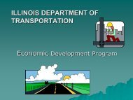 Financing Resources for Community Economic Development
