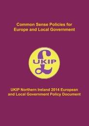 UKIP Policy Doc A4