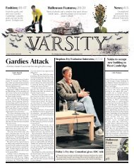 Gardies Attack - Varsity