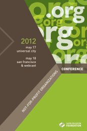 conference brochure - California Society of CPAs