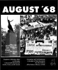 August 68 - Ústav pamäti národa