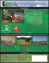 Download Slurry Pump Brochure - Kifco