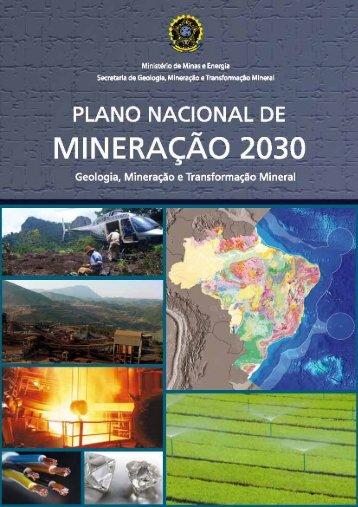 PNM-2030 - Ministério de Minas e Energia