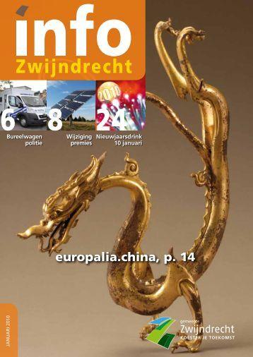 europalia.china, p. 14 - Gemeente Zwijndrecht