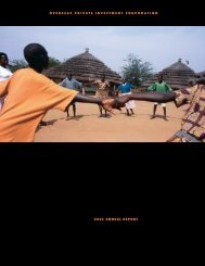 2005 OPIC Annual Report - Overseas Private Investment Corporation