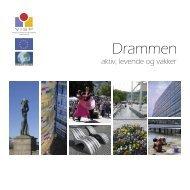 aktiv, levende og vakker - Drammen kommune