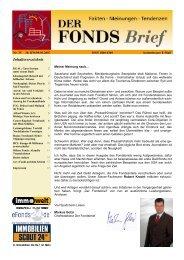 n-tv: Geschlossene Fonds auf dem Schirm - WMD Brokerchannel