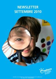NEWSLETTER SETTEMBRE 2010 - Animate-EU