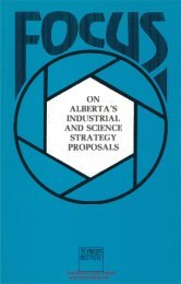 albertas-industrial-and-science-strategy-proposals