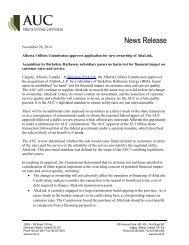 AUC news release 11.28.14