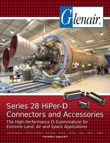 Series 28 HiPer-D Connectors and Accessories