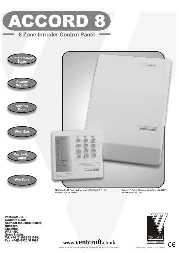 accord xpc install pdf innovate alarms rh yumpu com Ademco Vista Ademco Vista