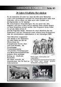 Gesegnete Unruhe 20 Jahre friedliche Revolution - Evangelisches ... - Seite 3