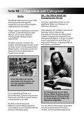 Gesegnete Unruhe 20 Jahre friedliche Revolution - Evangelisches ... - Seite 4