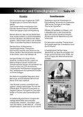 Gesegnete Unruhe 20 Jahre friedliche Revolution - Evangelisches ... - Seite 5
