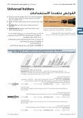 ربط وفك البراغي - Bosch - Page 5