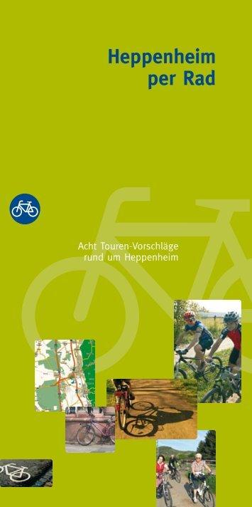Heppenheim per Rad
