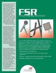 Data Sheet - Dr Robot Inc.