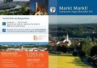 1.051 m - Markt Marktl