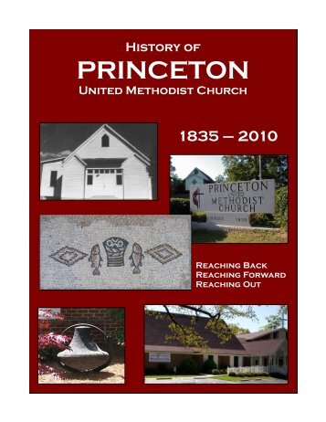 History - Princeton United Methodist
