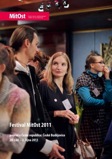 Festival MitOst 2011 - MitOst e.V.